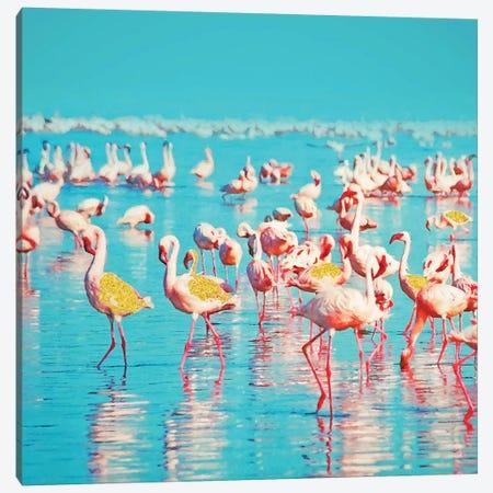 Flamboyance Canvas Print #UMA107} by 83 Oranges Canvas Print