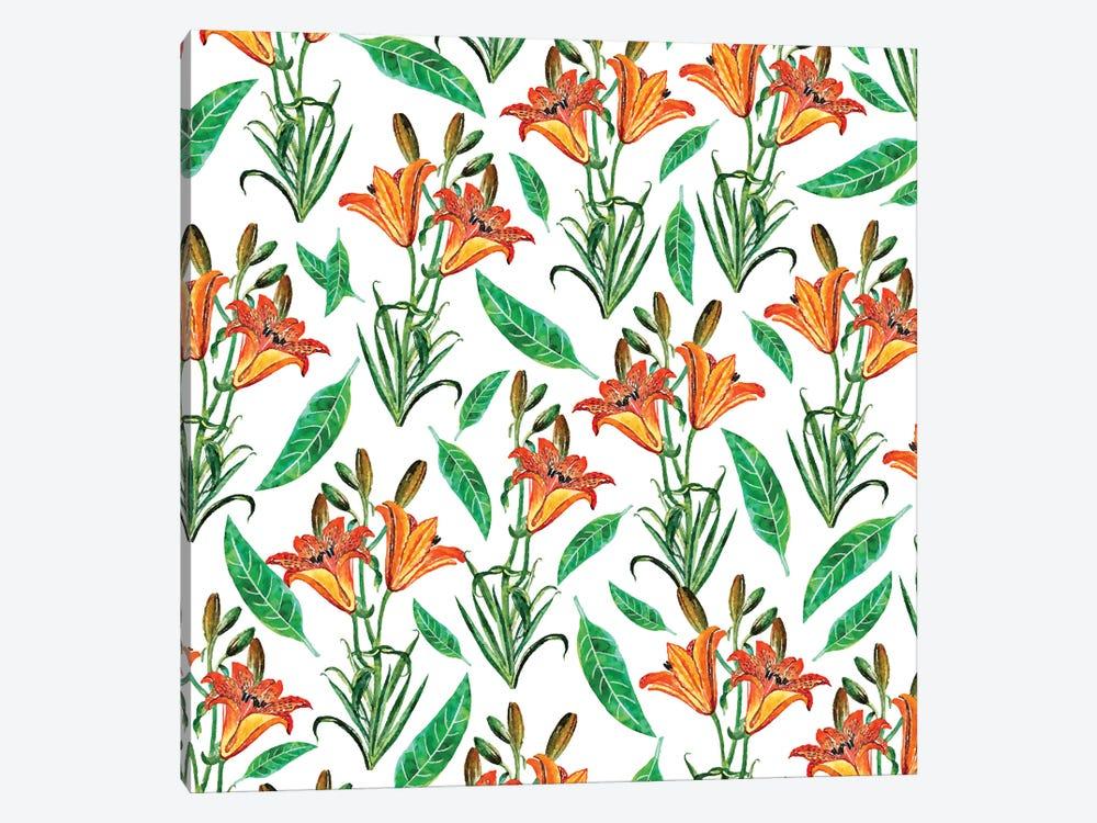 Floral Delight by 83 Oranges 1-piece Canvas Print