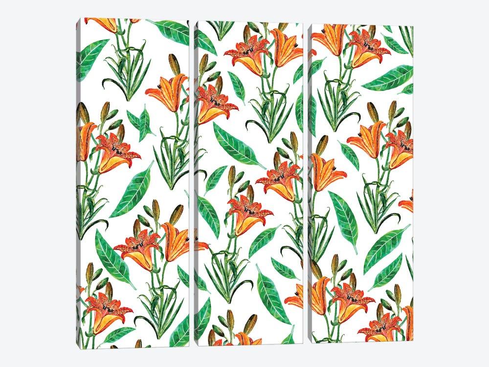 Floral Delight by 83 Oranges 3-piece Art Print
