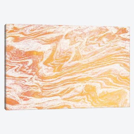 Golden Vibes Canvas Print #UMA1093} by 83 Oranges Canvas Wall Art