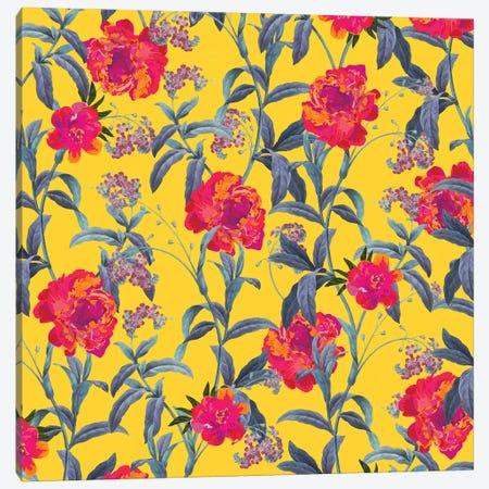 Come Into Blossom Canvas Print #UMA1095} by 83 Oranges Art Print