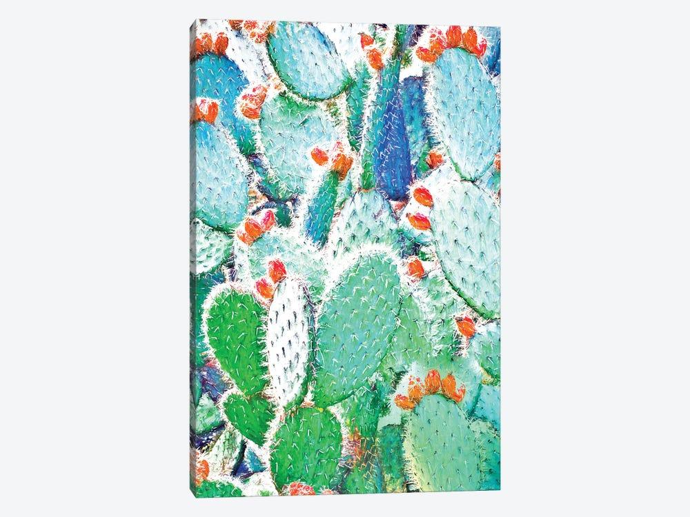 Painted Cactus by 83 Oranges 1-piece Canvas Artwork