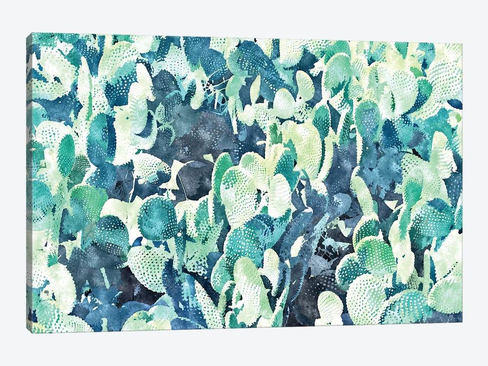 Watercolor Cactus III by 83 Oranges 1-piece Canvas Artwork