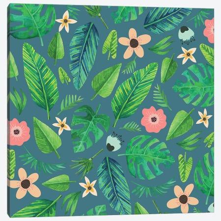 Tropical Life I Canvas Print #UMA1135} by 83 Oranges Canvas Art