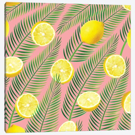 Lemons Canvas Print #UMA113} by 83 Oranges Canvas Print
