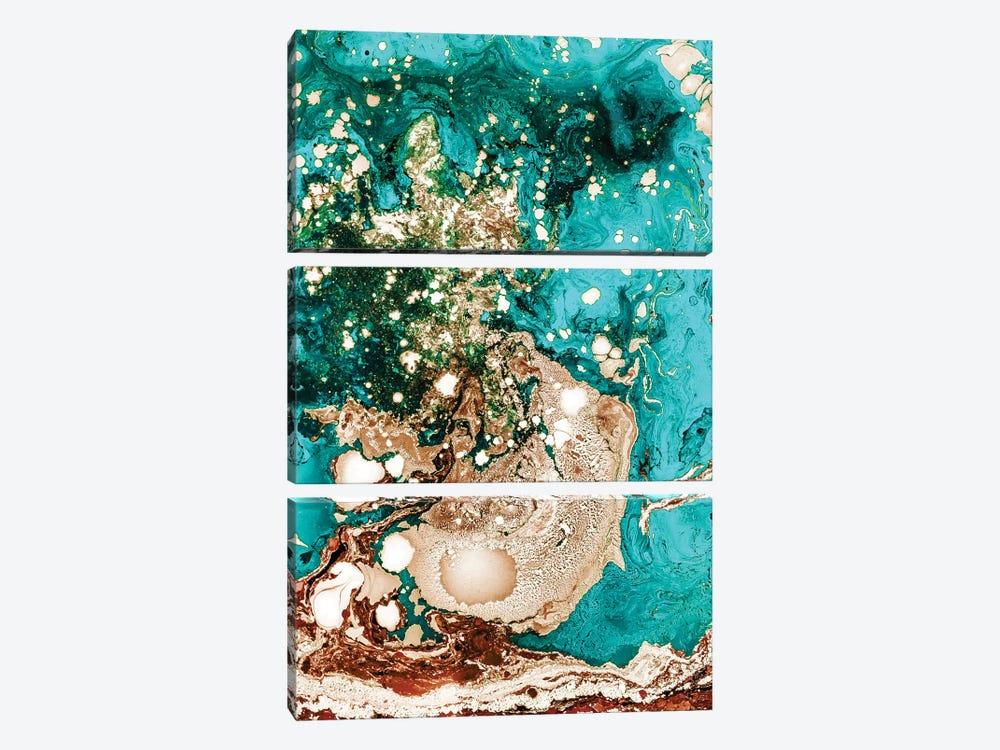 Resin Addiction by 83 Oranges 3-piece Canvas Art Print