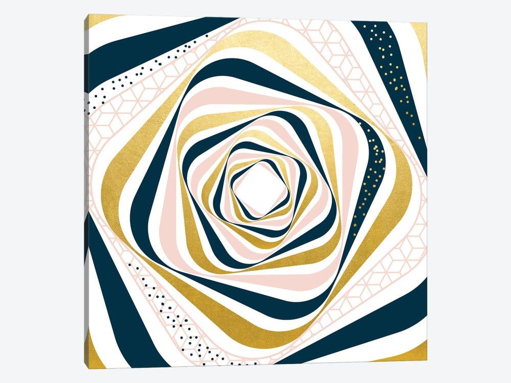 Swirly Vision by 83 Oranges 1-piece Canvas Art
