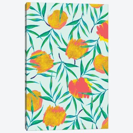 Floraison Canvas Print #UMA1223} by 83 Oranges Art Print