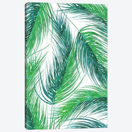 Bed Head Palm Canvas Print #UMA1226} by 83 Oranges Canvas Wall Art