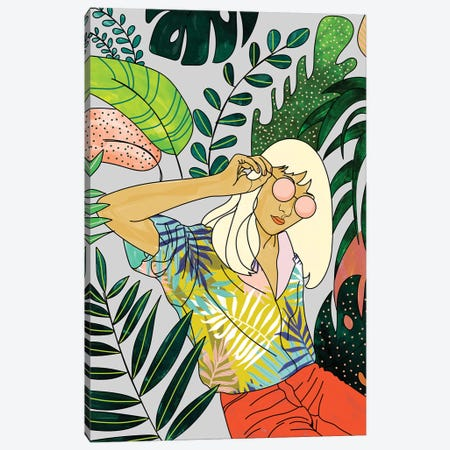 Spring Break Canvas Print #UMA122} by 83 Oranges Canvas Art