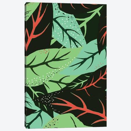 Jungle V-II Canvas Print #UMA1246} by 83 Oranges Canvas Artwork