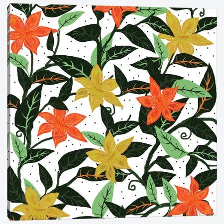 Tropical Rainforest Canvas Print #UMA125} by 83 Oranges Canvas Print