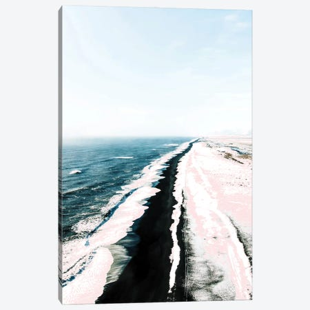 Pink Sand Canvas Print #UMA1270} by 83 Oranges Canvas Wall Art