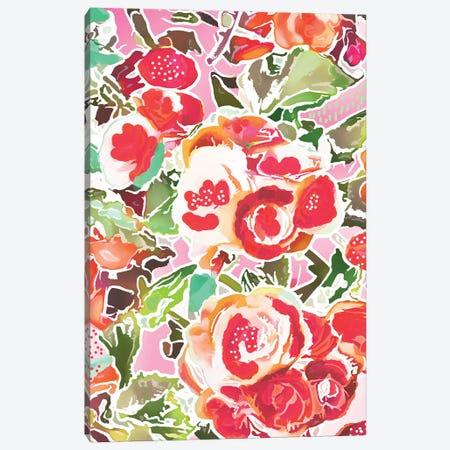 Always In Bloom Canvas Print #UMA1279} by 83 Oranges Canvas Artwork
