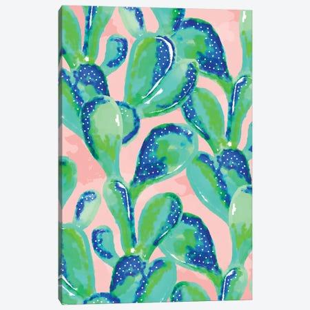 Cactus Life V-II Canvas Print #UMA1296} by 83 Oranges Art Print