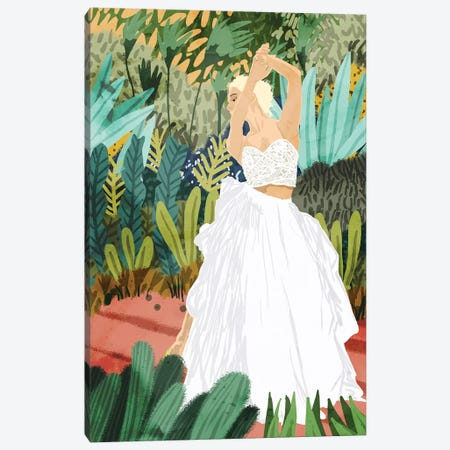 Forest Bride Canvas Print #UMA135} by 83 Oranges Canvas Art