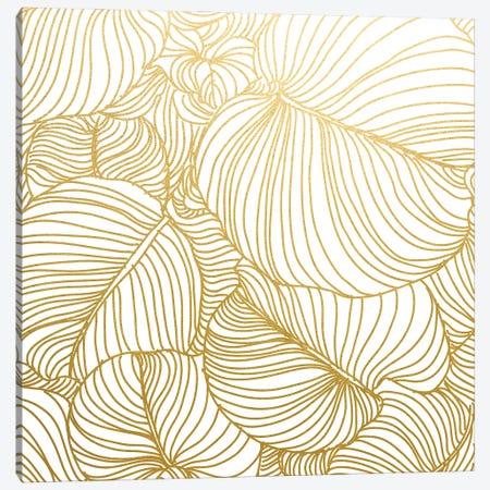 Wilderness Gold Canvas Print #UMA1408} by 83 Oranges Canvas Print