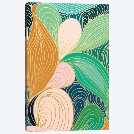 Swirly Interest Canvas Print #UMA1426} by 83 Oranges Canvas Artwork