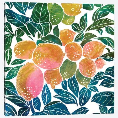 Lemons II Canvas Print #UMA1429} by 83 Oranges Canvas Art Print