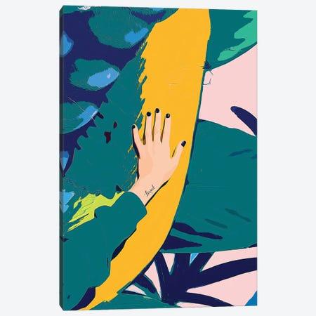 Loved Canvas Print #UMA1444} by 83 Oranges Canvas Art