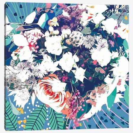 Bouquet Canvas Print #UMA1449} by 83 Oranges Art Print