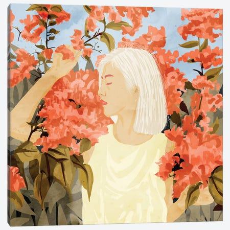 Summer Soul Canvas Print #UMA152} by 83 Oranges Canvas Print