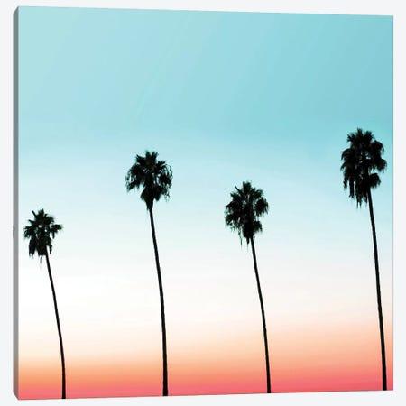 Sunset Boulevard Canvas Print #UMA153} by 83 Oranges Canvas Art Print