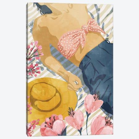 Beach Vacay Canvas Print #UMA159} by 83 Oranges Canvas Print