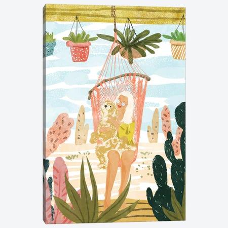 Desert Home Canvas Print #UMA162} by 83 Oranges Canvas Artwork