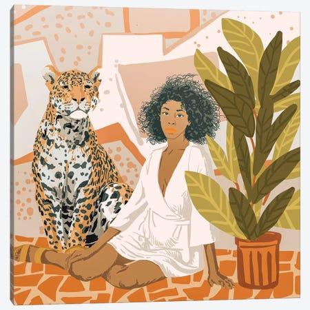 House Guest Canvas Print #UMA165} by 83 Oranges Canvas Print