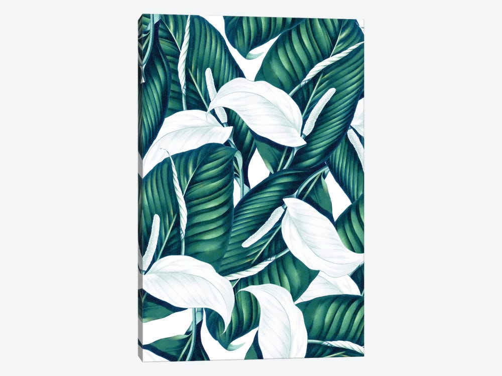 Botanical Heaven 1-piece Canvas Art