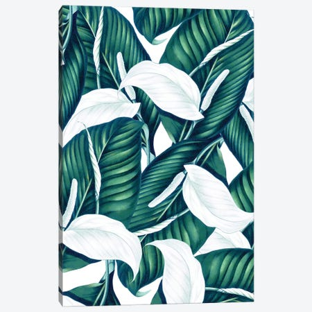 Botanical Heaven Canvas Print #UMA16} by 83 Oranges Canvas Art Print