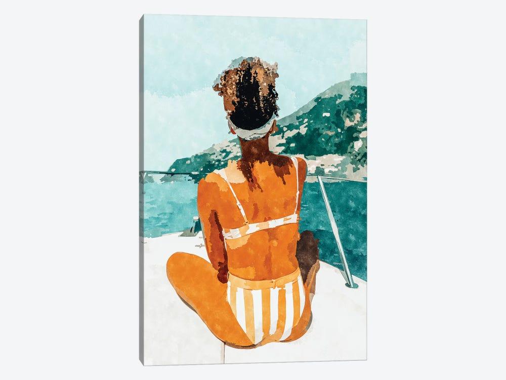 Solo Traveler by 83 Oranges 1-piece Art Print