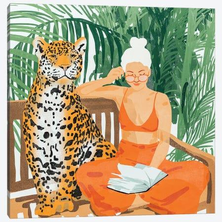 Jungle Vacay II Canvas Print #UMA179} by 83 Oranges Art Print