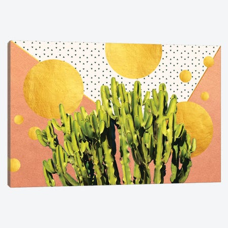 Cactus Dream Canvas Print #UMA17} by 83 Oranges Art Print