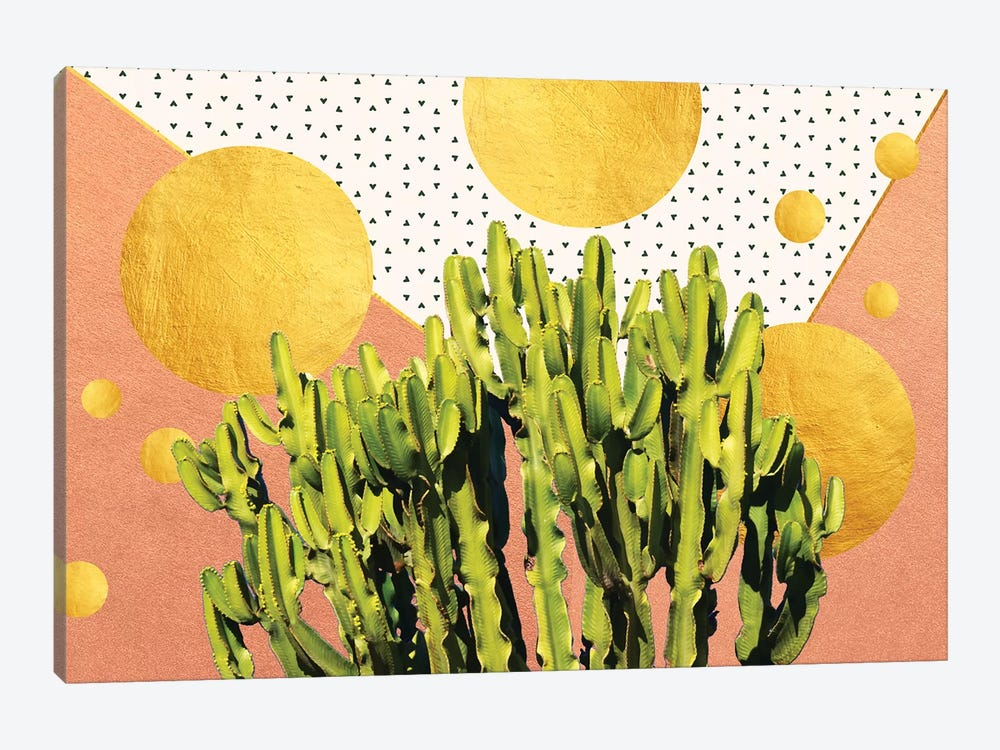 Cactus Dream by 83 Oranges 1-piece Canvas Art Print