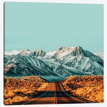 The Road Less Traveled Canvas Print #UMA185} by 83 Oranges Canvas Print