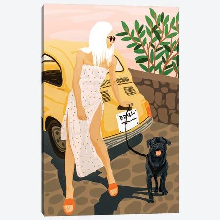 Tour Canvas Print #UMA187} by 83 Oranges Art Print