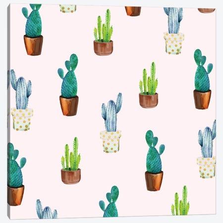 Cactus Formation Canvas Print #UMA18} by 83 Oranges Canvas Artwork