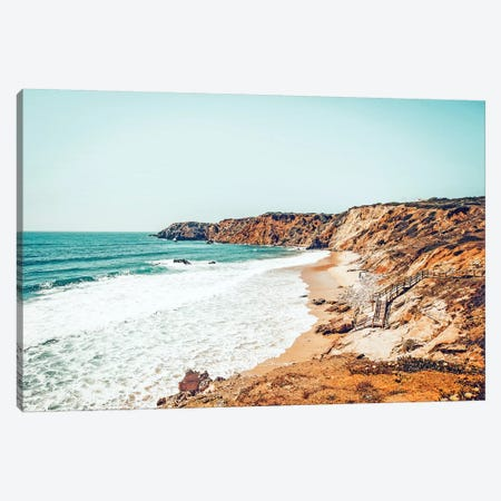 Vitamin Sea Canvas Print #UMA191} by 83 Oranges Art Print