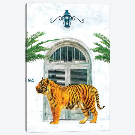 94 Tropical Canvas Print #UMA193} by 83 Oranges Art Print