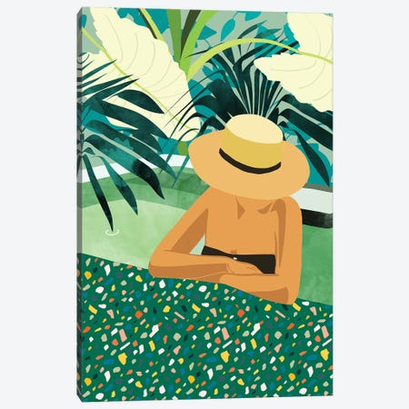 Chill Canvas Print #UMA200} by 83 Oranges Canvas Print