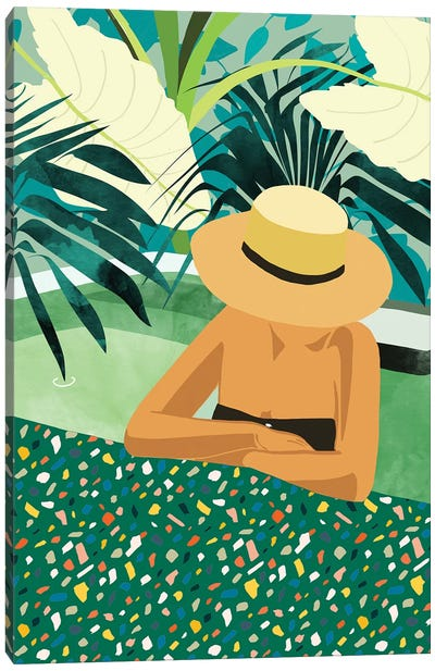 Chill Canvas Art Print