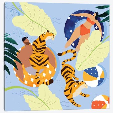 This Summer Canvas Print #UMA211} by 83 Oranges Canvas Art