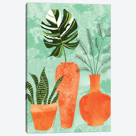 Water My Plants Canvas Print #UMA215} by 83 Oranges Canvas Art Print