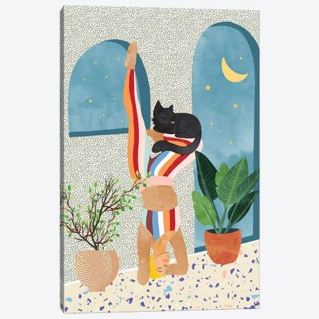 Headstand Canvas Print #UMA217} by 83 Oranges Art Print