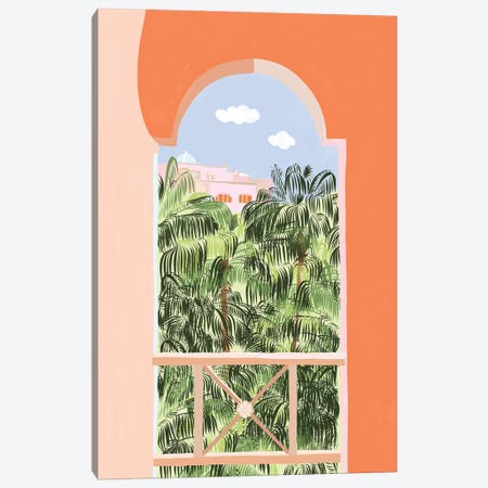 Summer Travel Canvas Print #UMA218} by 83 Oranges Canvas Art
