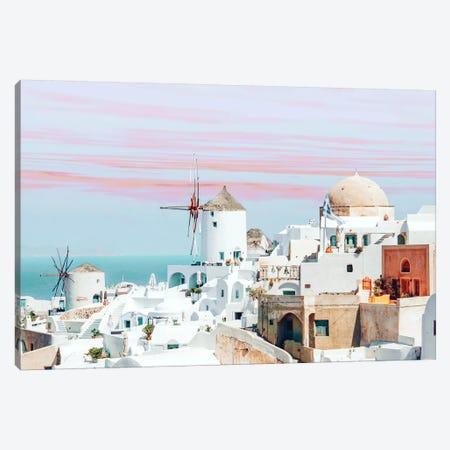 Scenic Greece Canvas Print #UMA220} by 83 Oranges Art Print