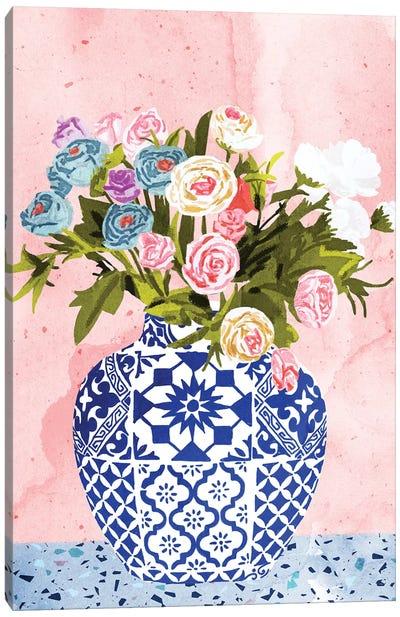 Ceramic Planter Canvas Art Print