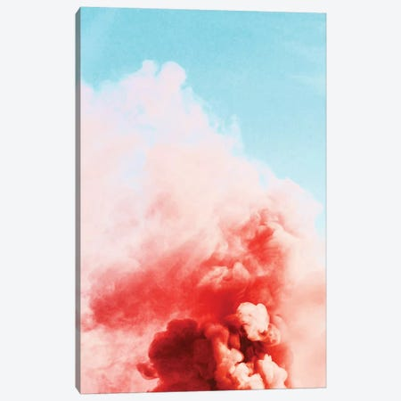 Candy Smoke Canvas Print #UMA22} by 83 Oranges Canvas Art Print